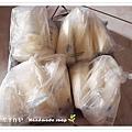 母乳含袋總重約:2835G