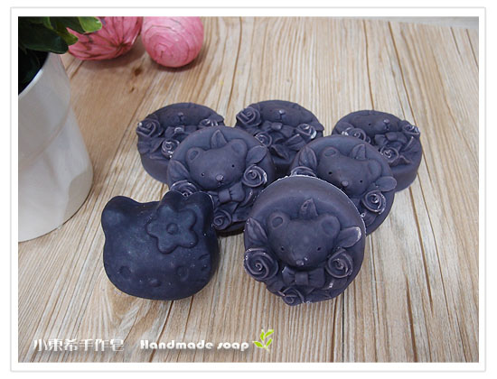 紫薰草本皂600g650元