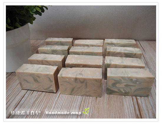 綠石泥乳皂1200g