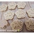 天然左手香乳皂(廣霍香純精油)600g