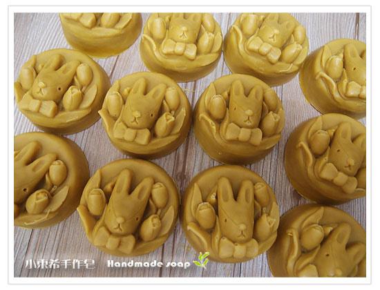 香茅艾草平安皂