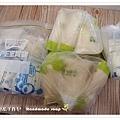 母乳含袋總重約:3650G
