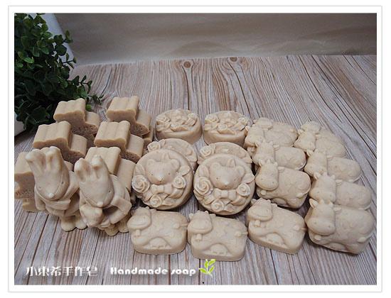 燕麥乳油木寶貝皂1800g