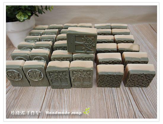 綠石泥乳皂3000g
