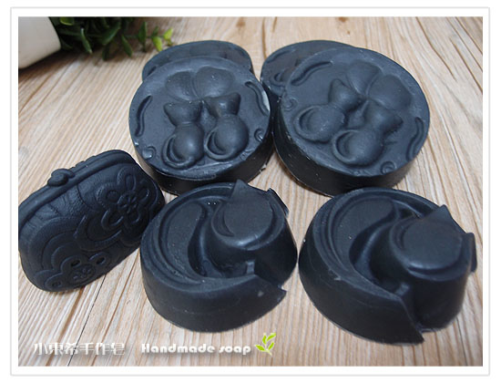 備長炭抑菌乳皂600g