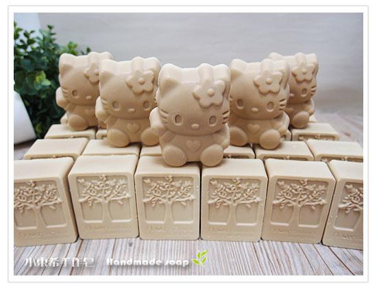 純橄欖油皂(無精油無味)3600g