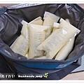 母乳含袋總重約:2665G