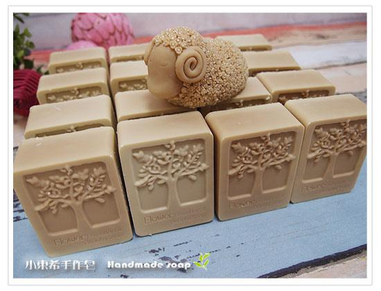 純橄欖油皂(無精油無味)1800g