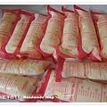 母乳含袋總重約:3100G