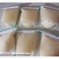 母乳含袋總重約:945G