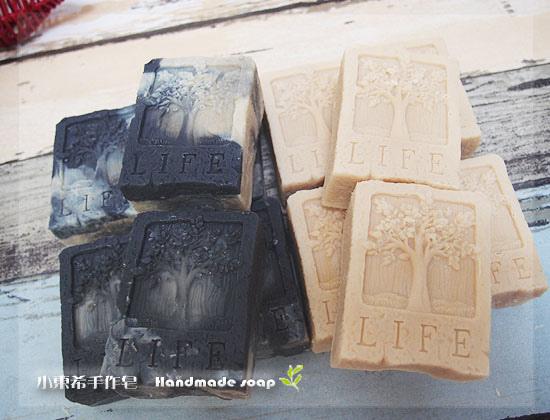 榛果保濕洗面皂.茶樹600g+榛果保濕洗面皂.備長炭(無精油無味)600g