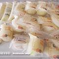 母乳含袋總重約:3580G