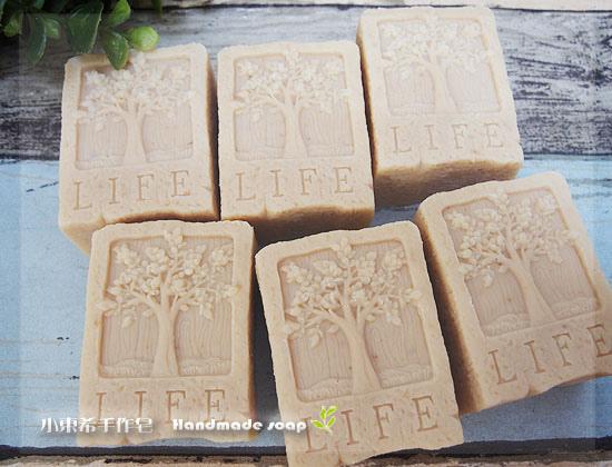 燕麥乳油木寶貝皂600