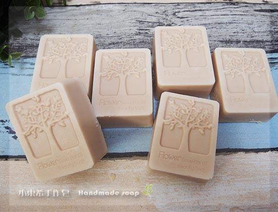 保濕洗面皂-茶樹600g
