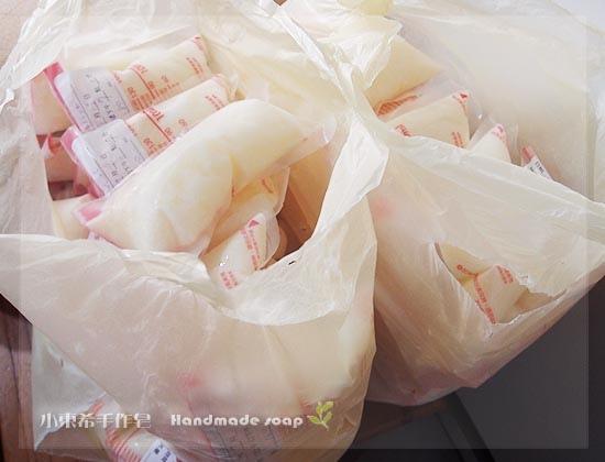 母乳含袋總重約:12kg