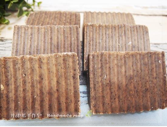 咖啡家事皂(有添加咖啡渣)600g