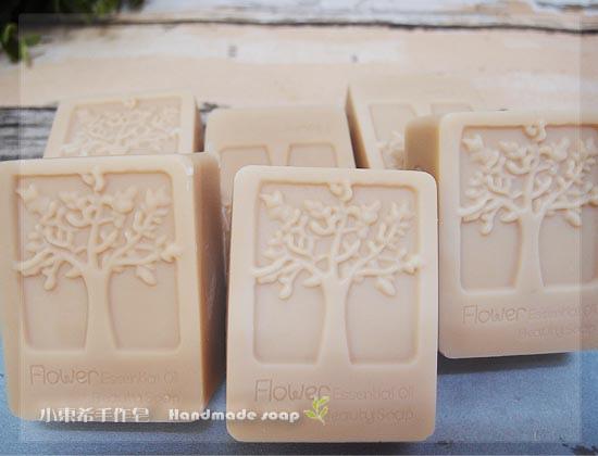 榛果保濕洗面皂.茶樹  600g