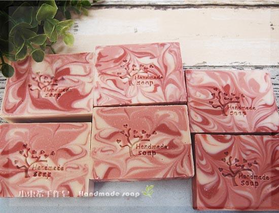 紅石泥甜杏皂 600g