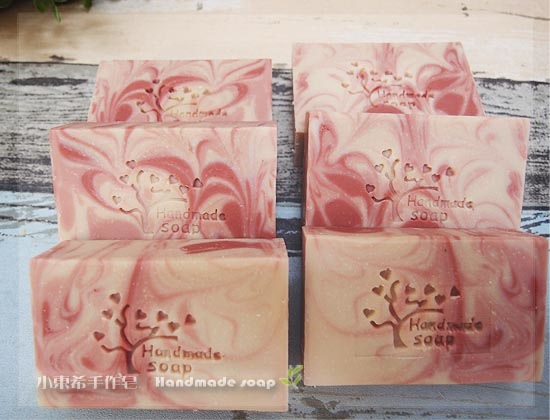 紅石泥甜杏皂 1Y+    600g