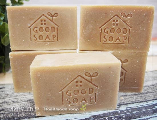天然左手香乳皂 3m+     600g