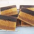 三色天然寶貝皂600g