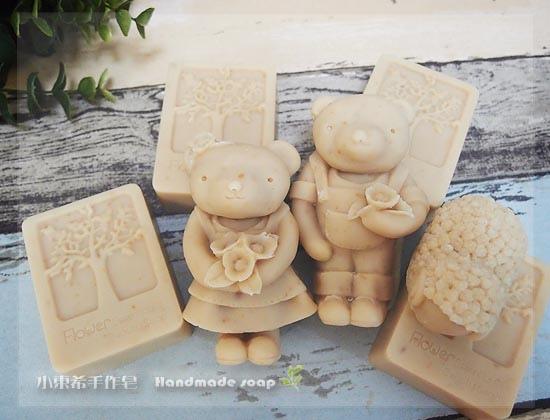 燕麥乳油木寶貝皂 3m+%2F600g