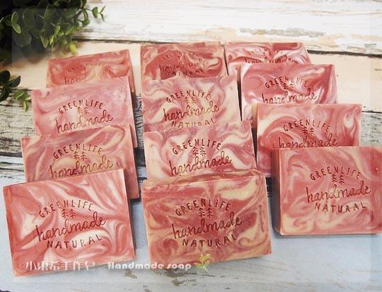 紅石泥甜杏皂 1Y+  1200g