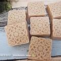 榛果嫩白洗面皂600g