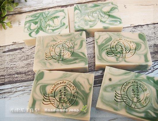 綠石泥乳皂 5Y+ 600g