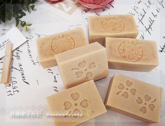 榛果嫩白洗面皂.燕麥  600g