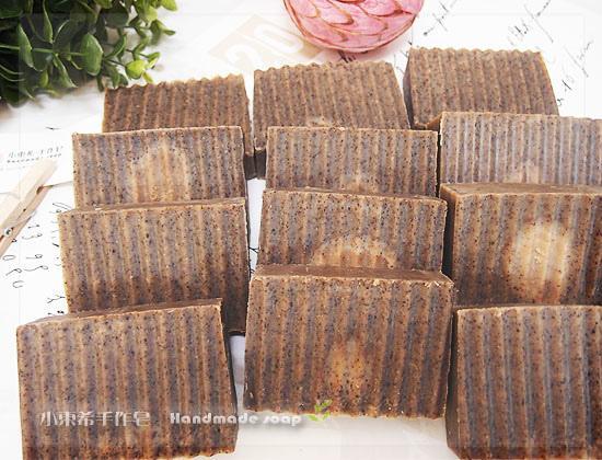 咖啡家事皂(有添加咖啡渣)  1200g