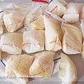 母乳含袋總重約:2786G