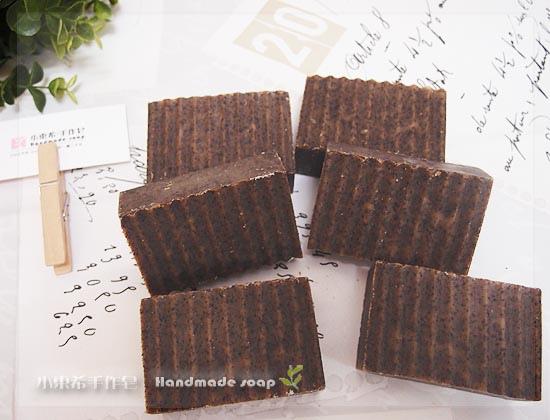 咖啡家事皂(有添加咖啡渣) 600g