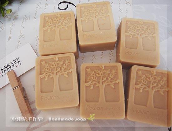 燕麥乳油木寶貝皂3m+600g