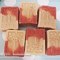 粉紅石泥乳皂 5Y+600g