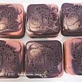 備長炭抑菌雙色乳皂 5Y+600g