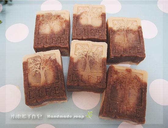 何首烏洗髮皂 600g