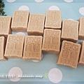 燕麥乳油木寶貝皂 3m+1200g
