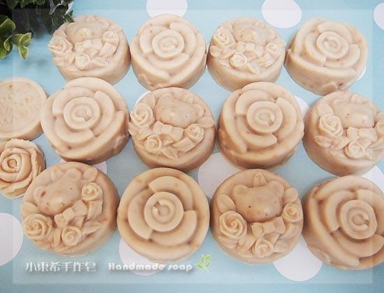 玫瑰滋養皂  1200g(玫瑰香氛)