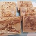 冬季可可潤膚寶貝皂 3m+ 600g