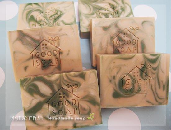 綠石泥乳皂 5Y+600g
