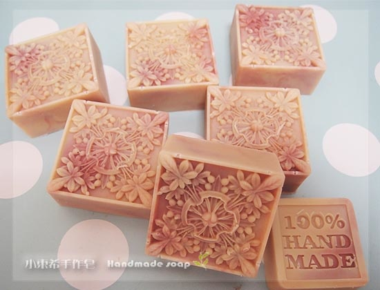 紅石泥甜杏皂 1Y+600g