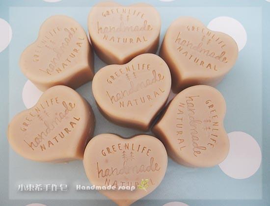 榛果嫩白洗面皂.燕麥600g(純水製作)