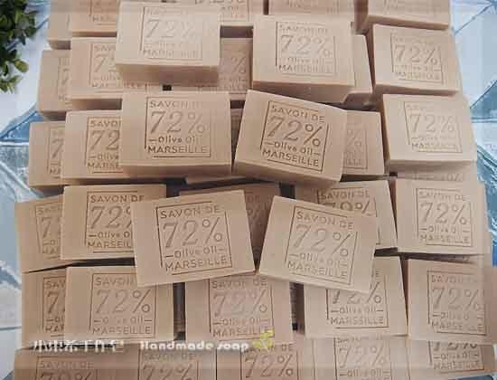 法國馬賽皂(無精油無味)6000g