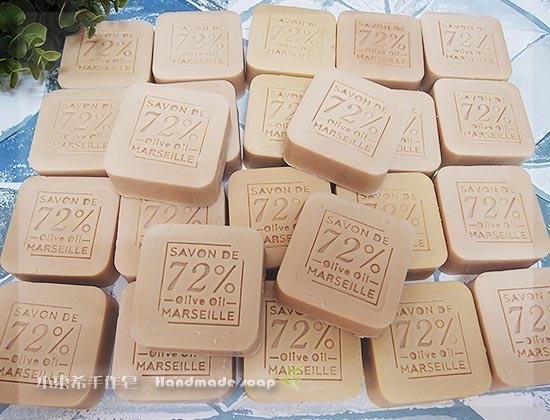法國馬賽皂(無精油無味) 0m+ (偏軟)1200g*2