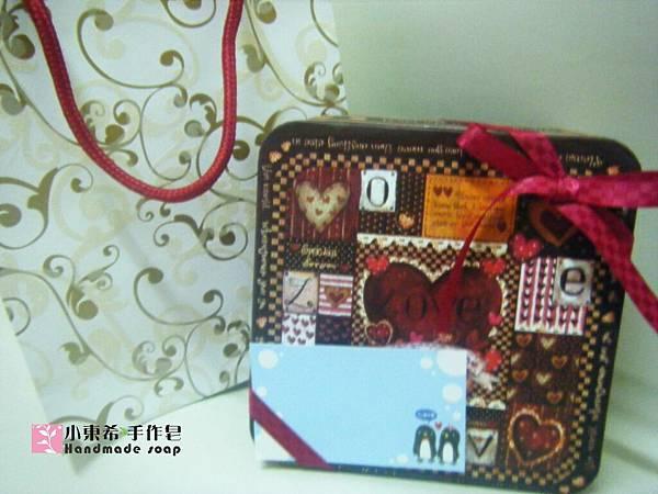 禮盒.提袋附小卡片