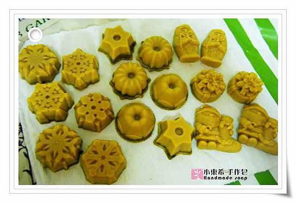 香茅艾草平安皂1800g製皂日:99/10/14