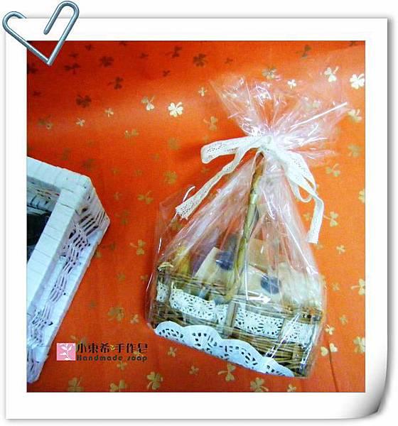 母乳皂提籃禮盒