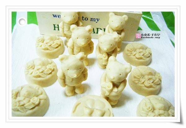 第二批母乳皂新鮮豆漿皂1200g