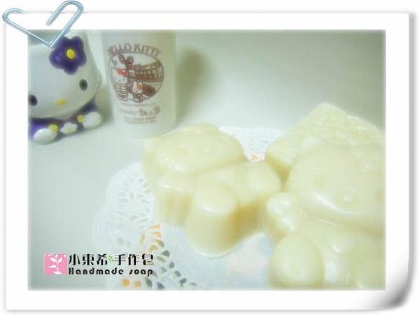 新鮮豆漿手作皂